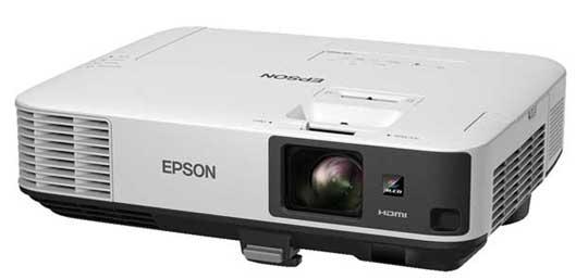 Máy chiếu Epson có độ sáng cao phù hợp cho sử dụng ban ngày