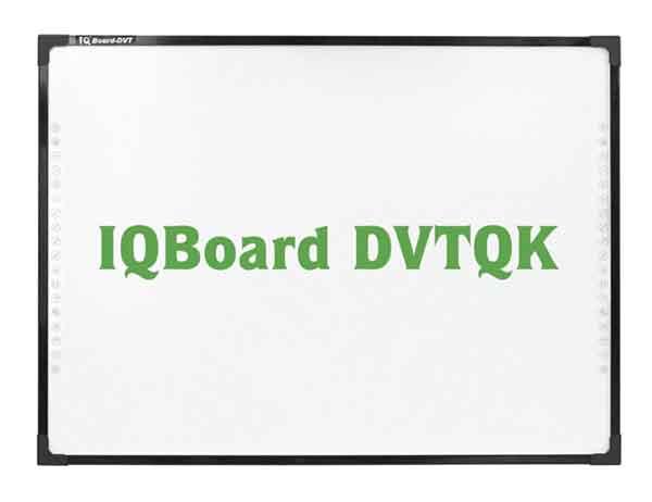 Bảng tương tác IQBoard DVTQK 100 inch