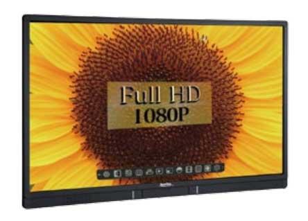 Độ phân giải Full HD 1080p - Cho hình ảnh sắc nét
