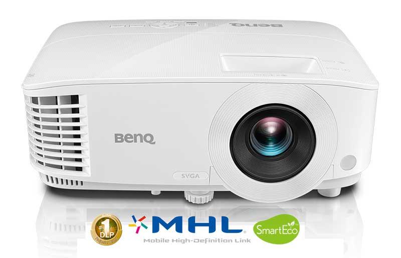 Máy chiếu BenQ MW612 có cường độ sáng lên tới 4,000 lumens
