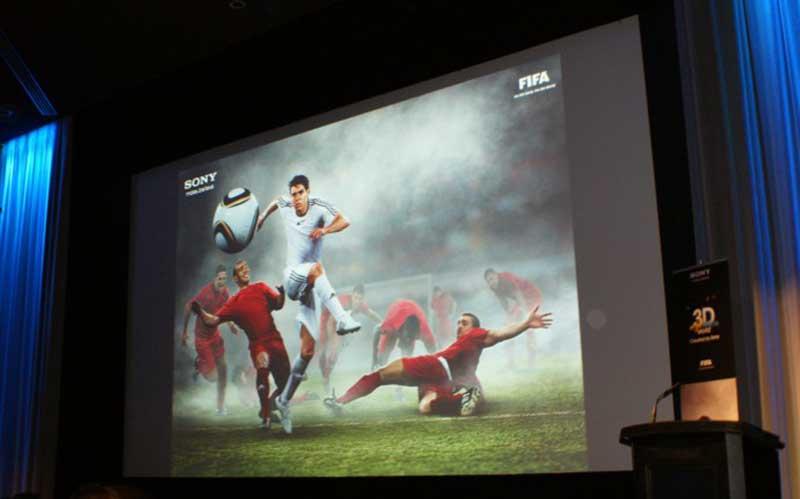 Máy chiếu 4K và Full HD tốt nhất để xem World Cup 2018