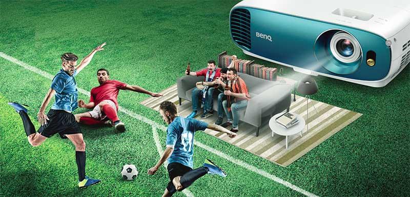 Độ phân giải thực 4K HDR - Cho trải nghiệm xem bóng đá tuyệt vời