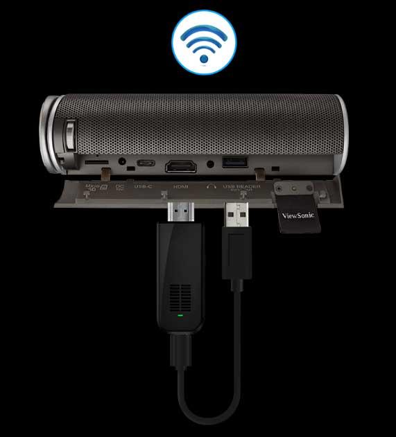 Truyền trực tuyến từ HDMI Dongle không dây