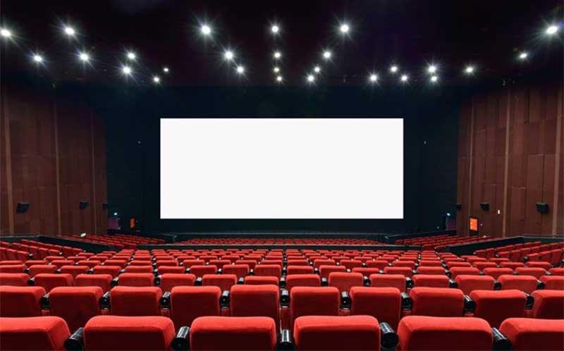 Kích thước màn hình rạp chiếu phim