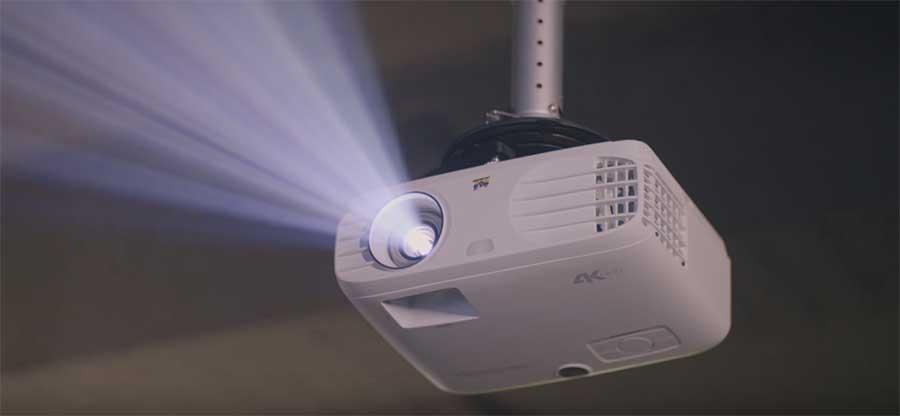 Máy chiếu 4K Viewsonic PX727-4K - Mang rạp chiếu phim chuyên nghiệp vào trong ngôi nhà bạn