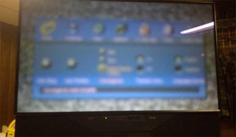 Nguyên nhân và cách khắc phục máy chiếu bị mờ hình