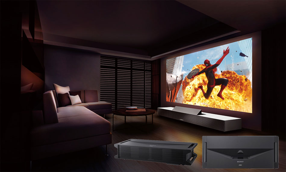 Máy chiếu siêu gần 4K Sony VPL-GTZ1