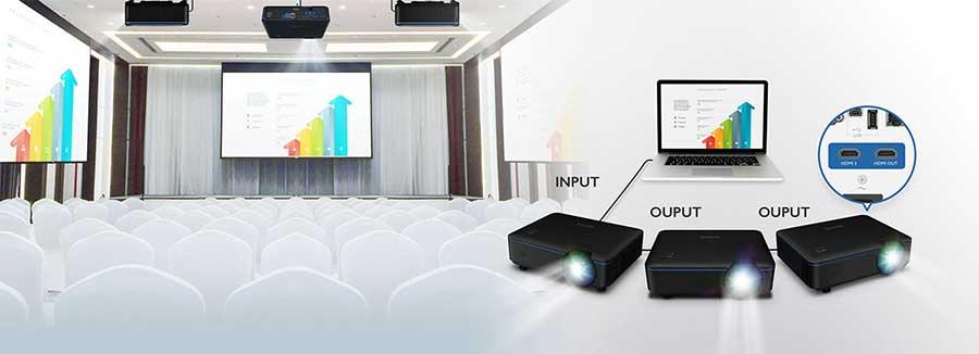 Máy chiếu Laser BenQ LU951