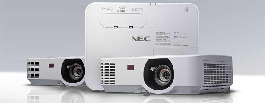Máy chiếu NEC NP-P554UG