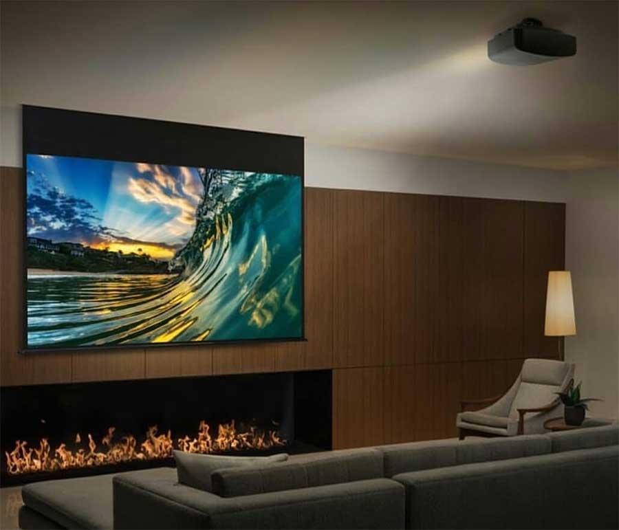 Máy chiếu Full HD 3D Sony VPL-HW45ES