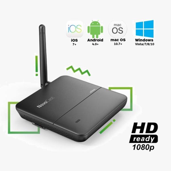 Thiết bị trình chiếu không dây Full HD 1080p Vivitek NovoCast NC1000