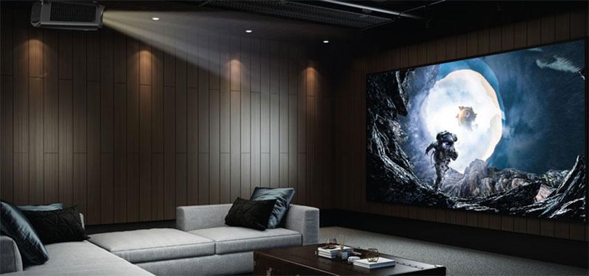 Máy chiếu 4K BenQ W5700 True 4K UHD 100% DCI P3/Rec.709 and HDR-PRO